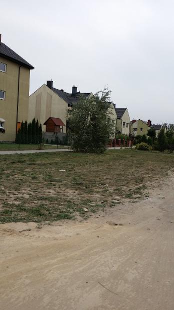 ul. Strażewicza od ul. Miętowej
